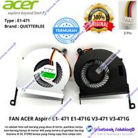 KIPAS COOLING FAN ACER ASPIRE E1- 471 E1-471G V3-471 V3-471G BARU 100%