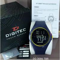 jam tangan pria digitec 3086 touchscreen