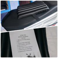 Hydro pad bantal air pd jok motor agar tidak panas saat berkendara