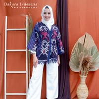 Alena Outer Dakara Indonesia Tenun Ikat Etnik