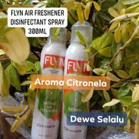 Flyn Disinfecfan Citronella 300 ml