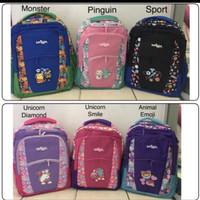 Tas Ransel Backpack Smiggle Senior