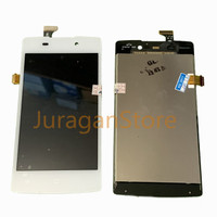 LCD TPUCHSCREEN OPPO JOY R1001 COMPLETE 1SET ORIGINAL