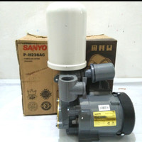 Mesin pompa air SANYO P-H 236AC (200watt) Automatis/otomatis