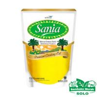 SANIA MINYAK GORENG REFILL 1 L
