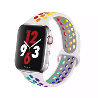 Strap Apple I Watch Nike Series 1 2 3 4 5 Pride Edition 38 40 42 44 mm