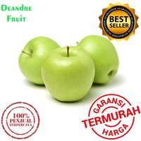 PROMO MURAH 1kg Buah Apel Granny Smith Hijau Apel untuk diet