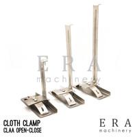 Cloth Clamp CLAA Open Close Penjepit Kain Meja Potong Jepit Bahan