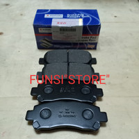 KAMPAS REM DEPAN/BRAKE PAD FRONT SUZUKI ALL NEW ERTIGA ORIGINAL 1SET