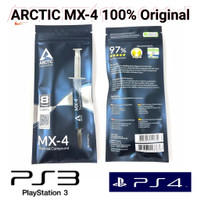 ARCTIC MX-4 MX4 4g Thermal Compound Pasta PS3 Fat PS4