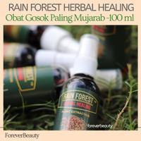 RAIN FOREST HERBAL HEALING OBAT GOSOK PALING MUJARAB HERBAL DARI CHINA