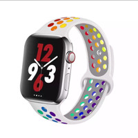Strap Apple I Watch Nike Series 1 2 3 4 5 Pride Edition 38 40 42 44mm