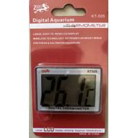 Digital Thermometer Akuarium Tawar dan Laut KT 505