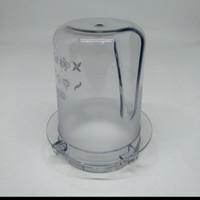 Tabung Gelas Bumbu Mill Jar Blender PHILIPS HR2102 HR2106 HR 2102 2106