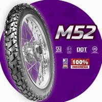 Ban Motor MIZZLE M 52 ( M52 ) 80/90-14 (Tubetype) Ban Luar Matic