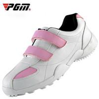 PGM Sepatu Golf dengan Strap Velcro untuk Wanita