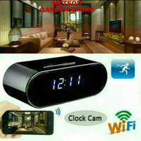 SPY CAMERA WIFI DESK CLOCK HD/CAMERA PENGINTAI JAM MEJA Z10