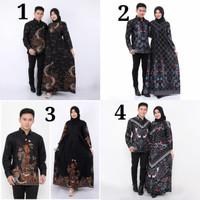 gamis couple batik sarimbit baju copel batik set batik gamis kemeja