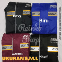 JAS HUJAN AXIO 882 EUROPE ORIGINAL / RAINCOAT AXIO S M L