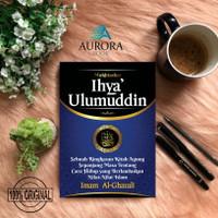 BUKU MUKHTASHAR IHYA' ULUMUDDIN - IMAM AL-GHAZALI - ORIGINAL