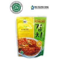 HALAL Mugunghwa Kimchi Korea 200gr - Kimchi Sawi Korea Berlogo HALAL M