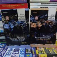 PAKET AKUNTANSI KEUANGAN MENENGAH EDISI IFRS Vol. 1 & 2 by KIESO