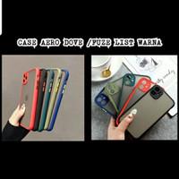 Apple iphone Xr | Pc Color Soft | Case Matte Aero | Colored Black