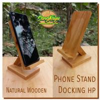 Docking hp Phone stand dudukan handphone samsung oppo xiaomi realmi