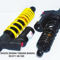 Shock shockbreaker showa tabung bawah uk 330 honda-yamaha matic