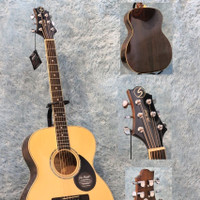 Gitar akustik Original Gregg Bannet GOM-120rs By Samick