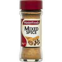 masterfoods mixed spice 30gr