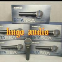 MIC SHURE BETA 58A ORIGINAL