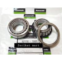 KOMSTIR BEARING KLX 150 ORIGINAL/ MANGKOK STANG KLX 150 (92116-1065)
