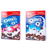 TERMURAH Post Oreo O's Cereal with Marshmallow 250 gr Korea