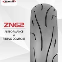 Ban Motor ZENEOS ZN 62 ( ZN62 ) 100/80-14 Tubeless Matic