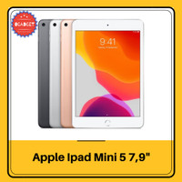 Apple iPad Mini 5 2019 7.9 inch WiFi Only 256GB 64GB - 64, Hitam