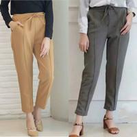 celana merina baggy pants / celana scuba