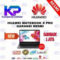 HUAWEI MateBook X Pro 2020 [6GB/1TB SSD] Core i7 Gen 10 Garansi Resmi