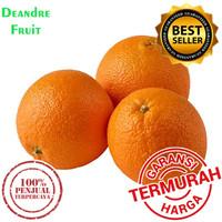 GROSIR MURAH 1kg Sunkist Navel MANIS import Jeruk Navel Jumbo