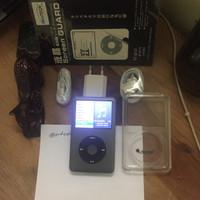 Ipod classic 7 th gen 160gb seri terakhir