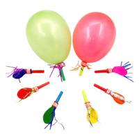 balon empet party bisa bunyi seperti terompet