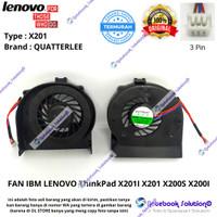 FAN Lenovo X201 X201i, X200, X200i kipas laptop original