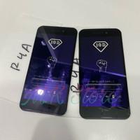 Xiaomi Redmi 4A Anti Gores Kaca Full Anti Radiasi Tempered Glass Blue