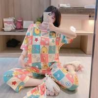 Piyama 130 Import Baju Tidur 7/8 Wanita Dewasa Remaja Anak Perempuan