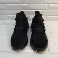 Sepatu Adidas EQT Bask ADV Black White