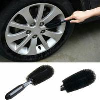Sikat Vleg Pembersih Vleg Pelek Semir Ban Motor Mobil Wheel Brush