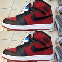 sepatu nike jordan high ukuran 45 44 36 37 42 37 38 merah hitam