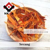 Kayu secang 1kg - Orange, Potongan Serut