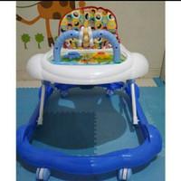 BABY WALKER FAMILY FB 136 L SERI UPIN IPIN MURAH BAGUS LUCU