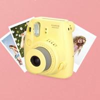 (Bekas) Fujifilm Instax Mini 8 - Yellow